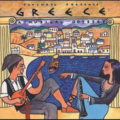 Greece a musical odyssey cover image
