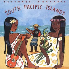 South Pacific islands cover image