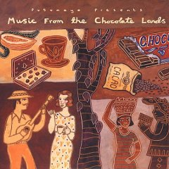 Music from the chocolate lands cover image
