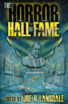 The Stoker winners : the horror hall of fame cover image