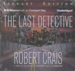 The last detective cover image