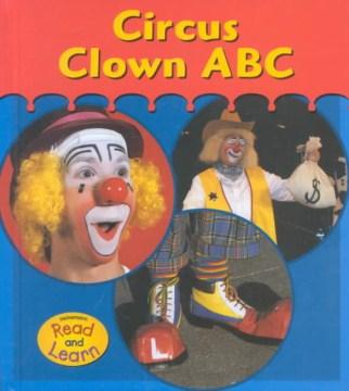 Circus clown ABC cover image