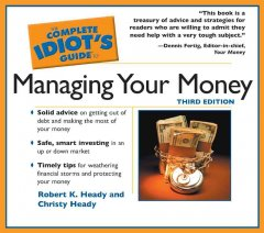 The complete idiot's guide to managing your money cover image