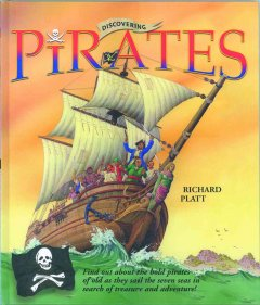 Discovering pirates cover image