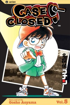 Case closed. 5 cover image