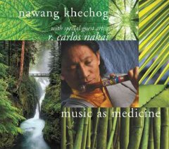 Music as medicine cover image