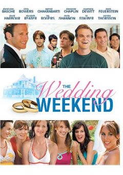 The wedding weekend cover image