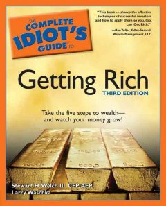 The complete idiot's guide to getting rich cover image