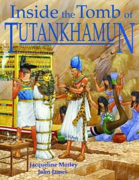 Inside the tomb of Tutankhamun cover image
