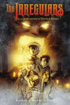 The Irregulars in the service of Sherlock Holmes cover image