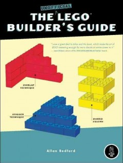 The unofficial LEGO builder's guide cover image