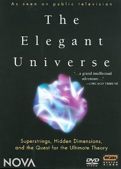 The elegant universe cover image