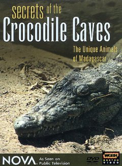 Secrets of the crocodile caves the unique animals of Madagascar cover image