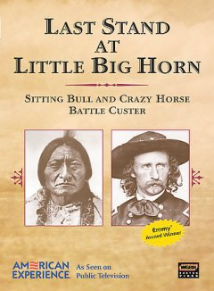 Last stand at Little Big Horn cover image