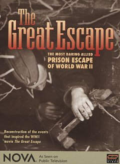 Great escape cover image