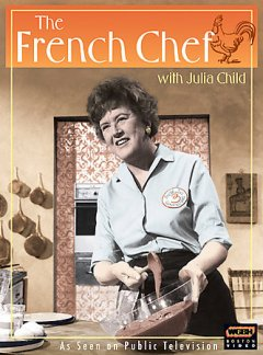 The French chef with Julia Child cover image