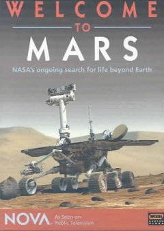 Welcome to Mars cover image