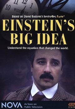 Einstein's big idea cover image