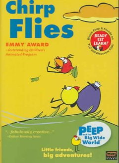 Peep and the big wide world. Chirp flies cover image