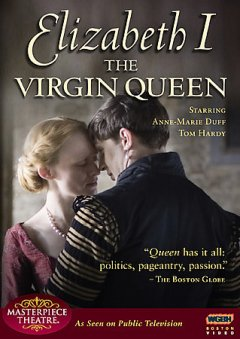 Elizabeth I the virgin queen cover image