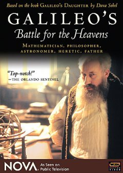 Galileo's battle for the heavens cover image