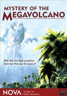 Mystery of the megavolcano cover image