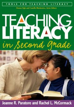 Teaching literacy in second grade cover image