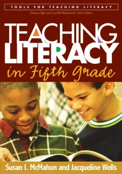 Teaching literacy in fifth grade cover image