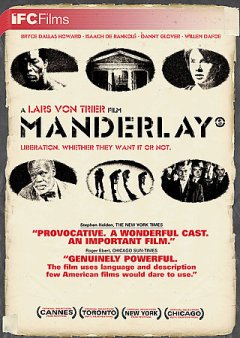 Manderlay cover image