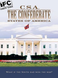 C.S.A. The Confederate States of America cover image