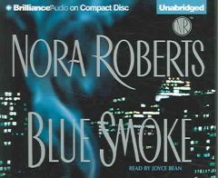 Blue smoke cover image