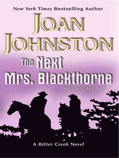 The next Mrs. Blackthorne cover image