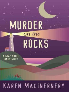 Murder on the rocks cover image