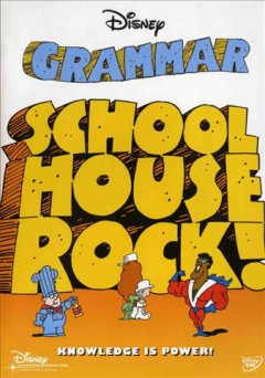 Schoolhouse rock! grammar cover image