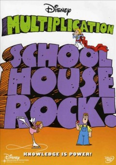 Schoolhouse rock! multiplication cover image