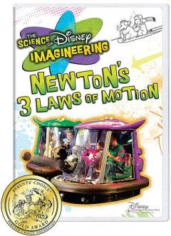 Newton's 3 laws of motion cover image
