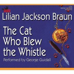 The cat who blew the whistle cover image