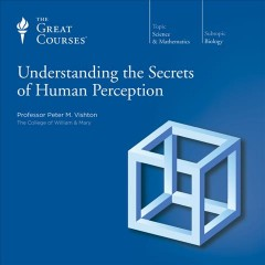 Understanding the secrets of human perception cover image