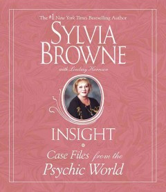 Insight case files from the psychic world cover image