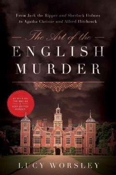 The art of the English murder cover image