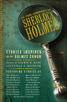 In the company of Sherlock Holmes : stories inspired by the Holmes canon cover image