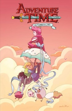 Adventure time with Fionna & Cake cover image