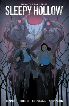 Sleepy Hollow. Volume one cover image