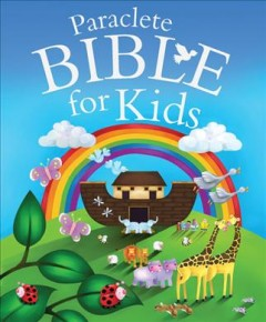 Bible for kids cover image