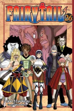 Fairy tail. 26, Master against master cover image