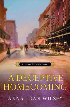 A deceptive homecoming cover image