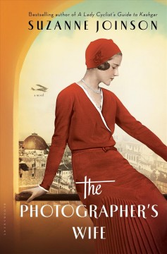Photographer's wife cover image