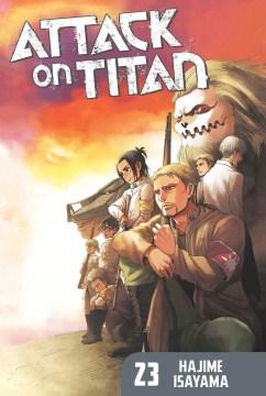 Attack on Titan. 23 cover image