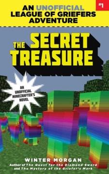 The secret treasure cover image