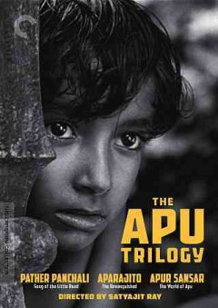 The Apu trilogy cover image